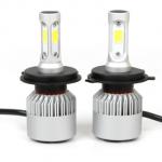 LED Car Lights: Illuminating the Road Ahead.
